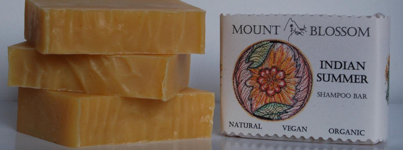 Organic Shampoo & Soap